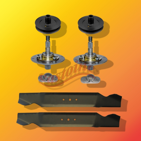 """8965 Spindle Pulley MTD 756-0556 Fits 42/"""" /""""G/"""" Series Deck 3//4/"""" X 5-1//2/"""""""
